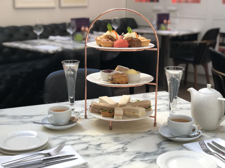 tigerlily edinburgh afternoon tea
