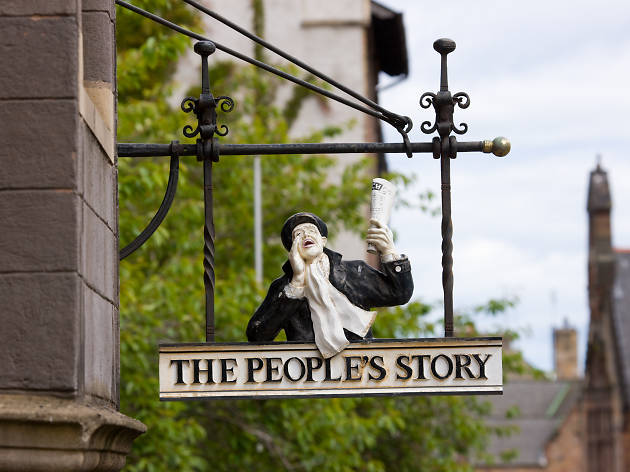 the people's story museum edinburgh