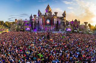 Tomorrowland en la CDMX, Unite With Tomorrowland