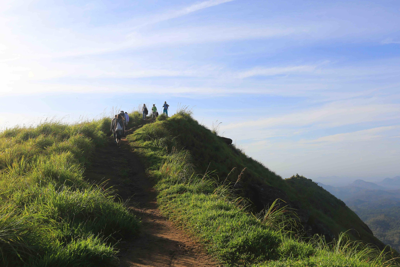 Little Adam's Peak, best hiking and trekking places
