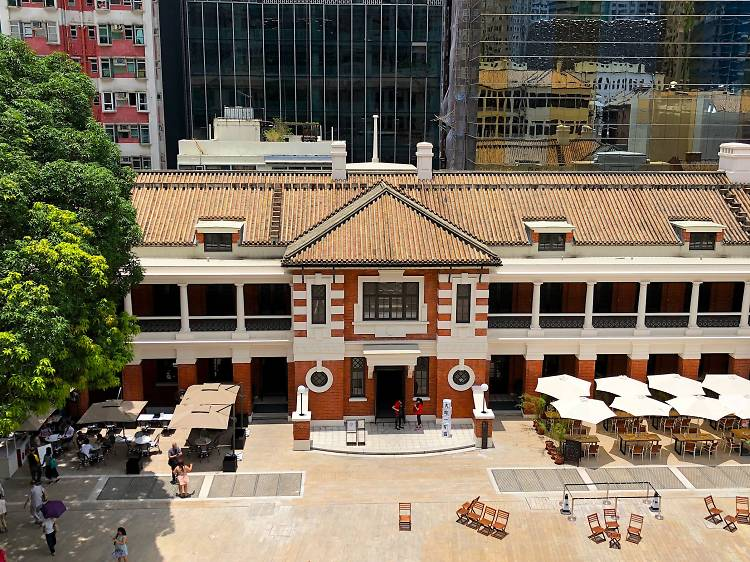 The best restaurants to try in Tai Kwun