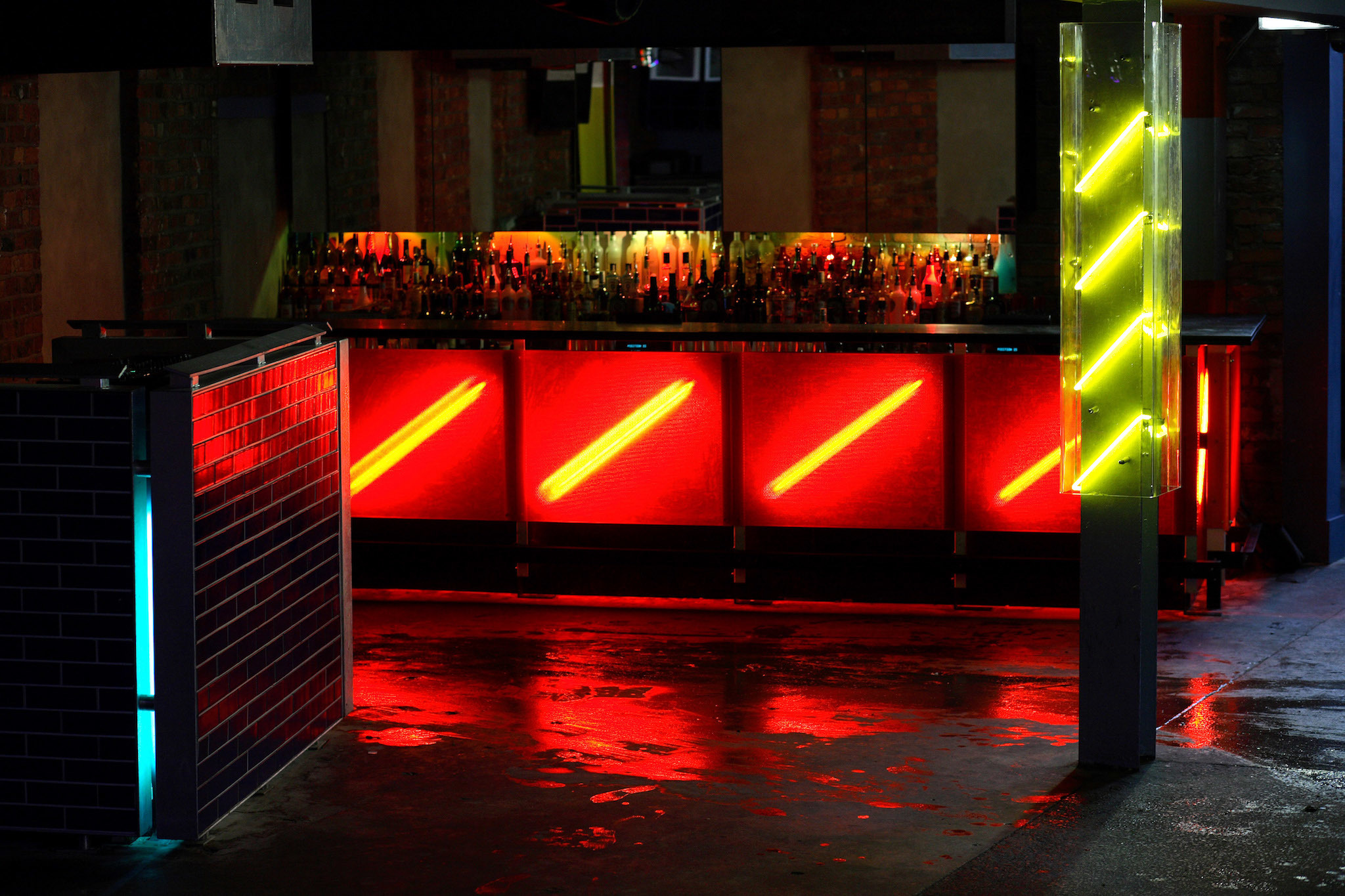 Factory, Manchester - for use in Schweppes campaign