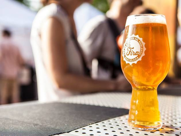 VII Fira de Cerveses del Poblenou