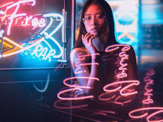 Hong Kong's best spots for neon signs