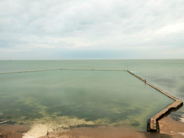 walpole bay tidal pool