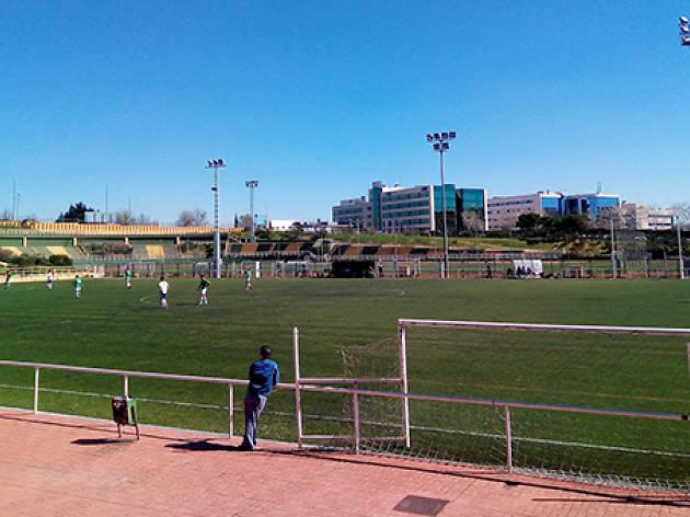 Polideportivo Palomeras