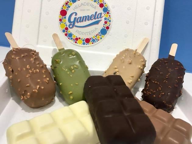 Gamela helados