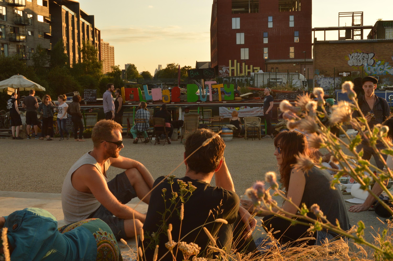 Mile End Floating Market
