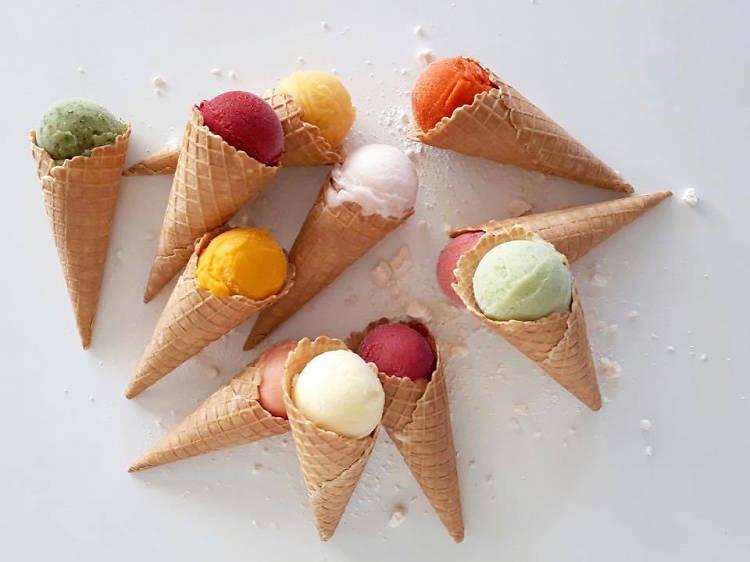 Les meilleures glaces et sorbets de Paris