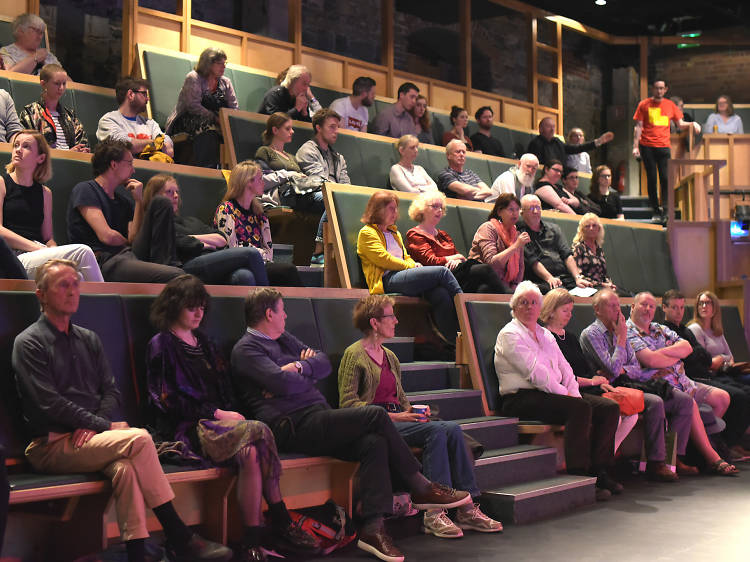 Dublin International Literature Festival