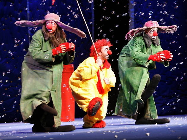 Slava's Snowshow en streaming