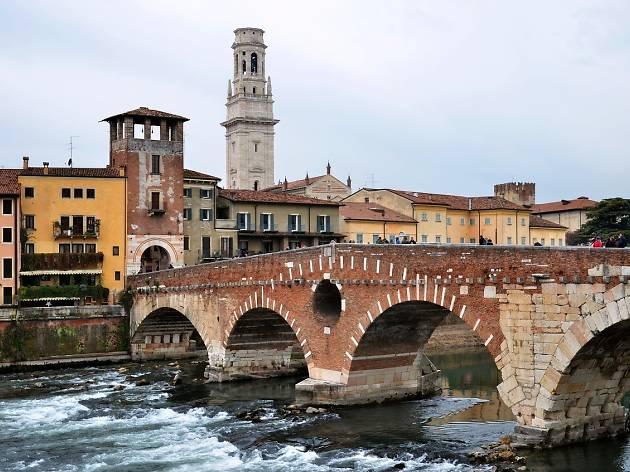 Stone Bridge Verona