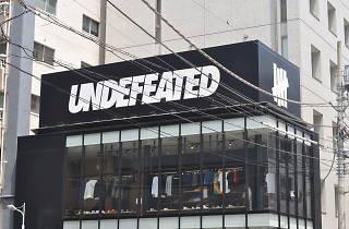 アンディフィーテッド 渋谷店