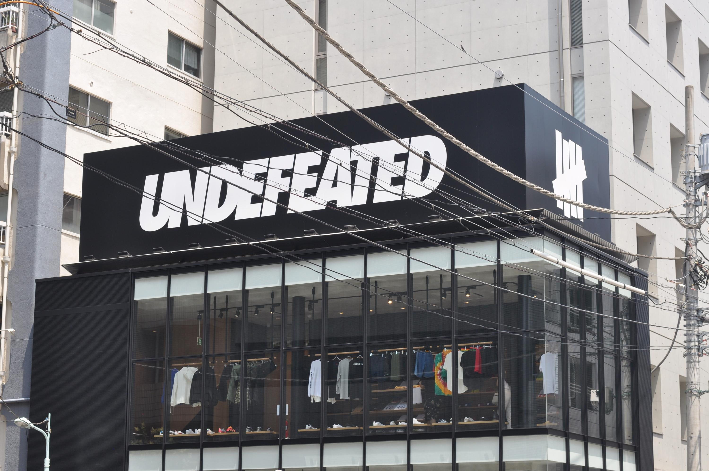 アンディフィーテッド Undefeated Shibuya