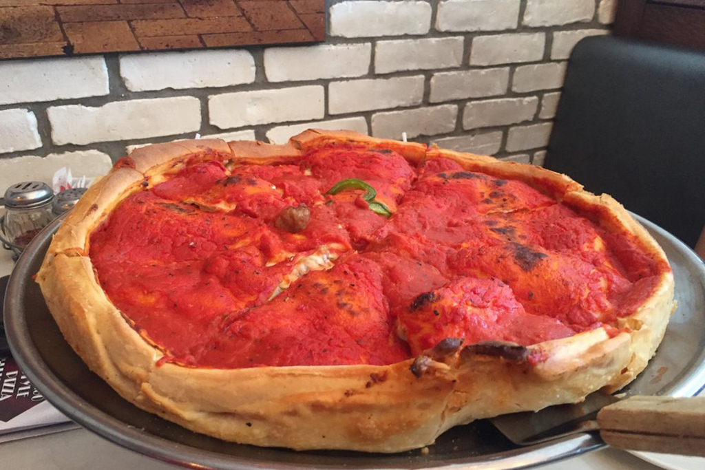 Chicago Style Pizza