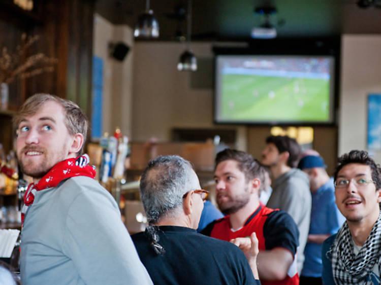 Les meilleurs bars sportifs