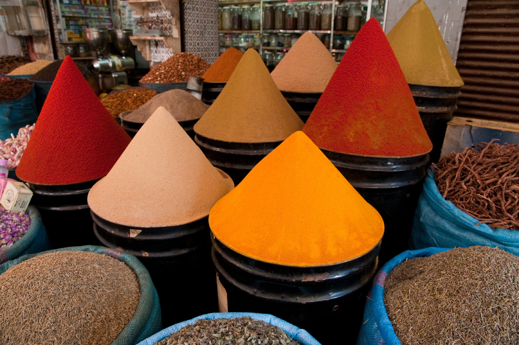 Souk des Epices, Marrakesh