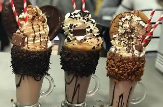 Malvy's Shakes heladeria