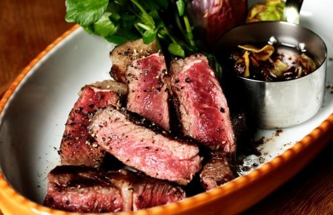Davis Beef Steak