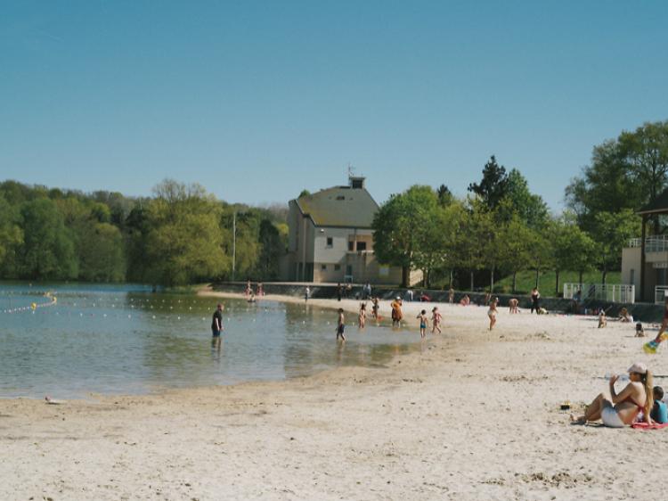 Nos meilleurs spots de baignade en Île-de-France
