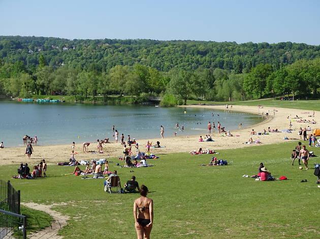 (c) Île de loisirs Val de Seine