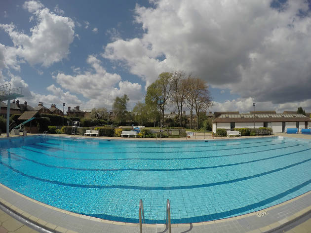 Faversham Pools
