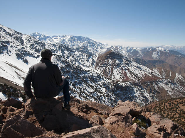 Toubkal Natural Park, Atlas Mountains