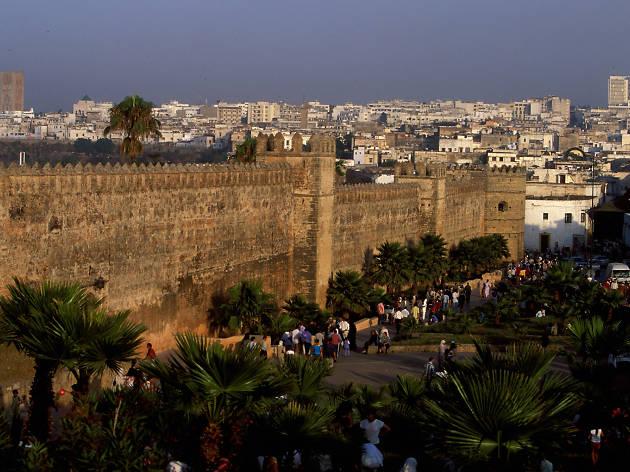 Chellah, Rabat