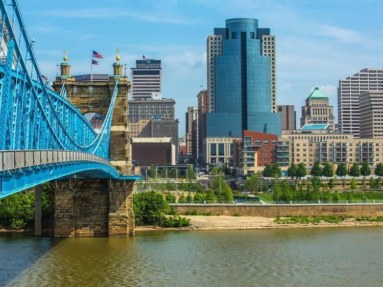 The 10 best hotels in Cincinnati