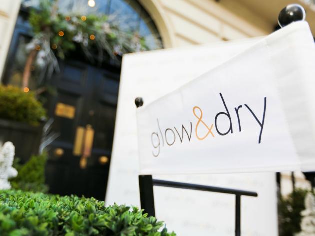 glow & dry london