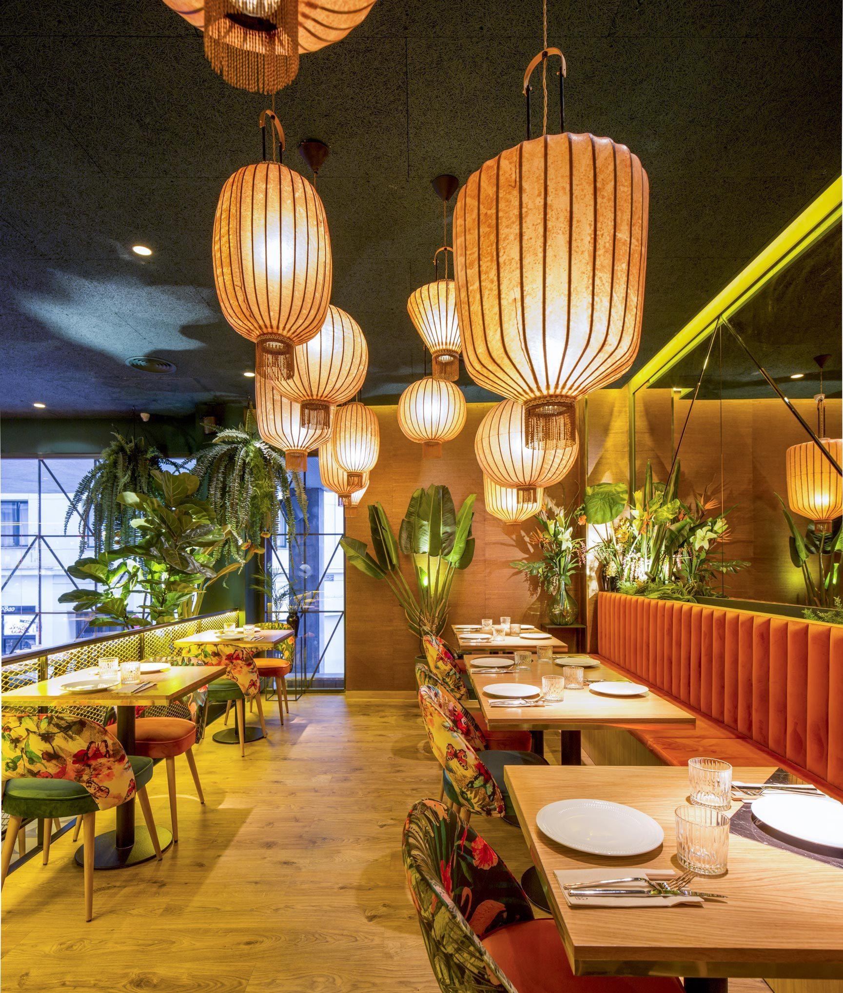 31 restaurantes buenos, bonitos y por menos de 30 euros