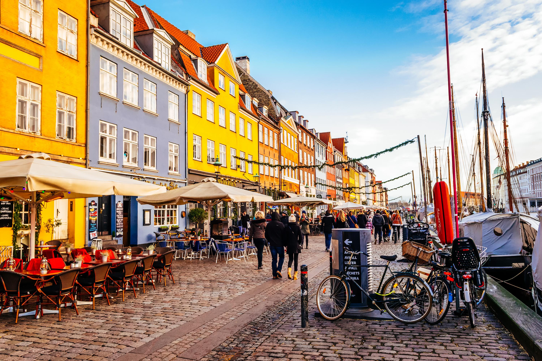 Vuela gratis a... ¡Copenhague!