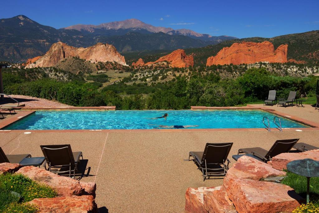 The 10 best hotels in Colorado Springs