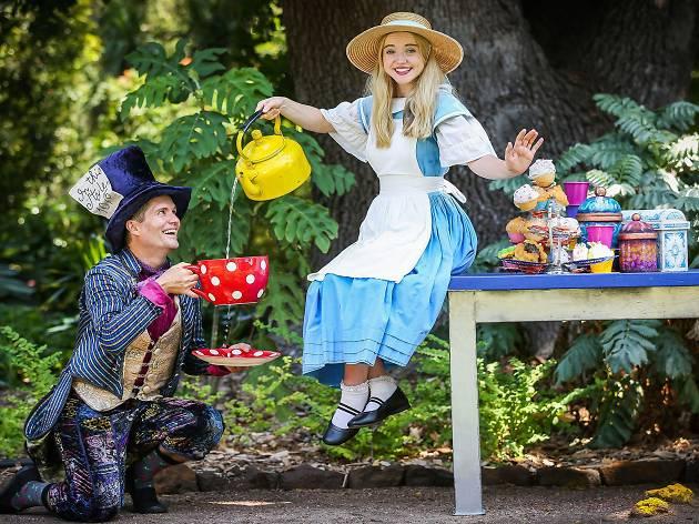 'Alice in Wonderland' at Kew Gardens