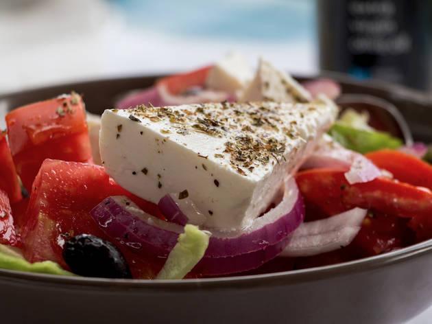 Academia Time Out Market - Cozinhas do Mundo: Grécia