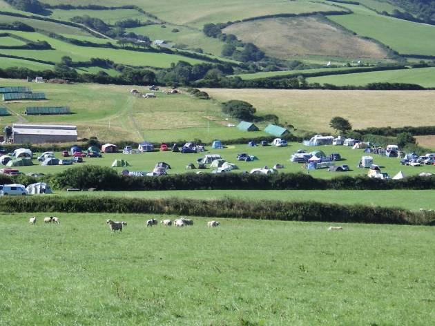 Incledon Farm, Devon