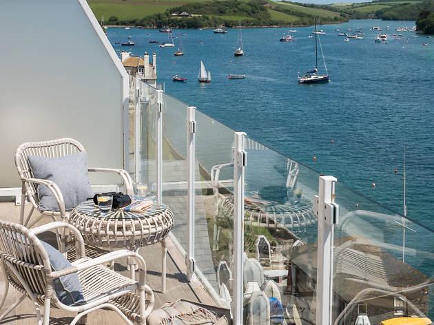 Salcombe Harbour Hotel, Devon