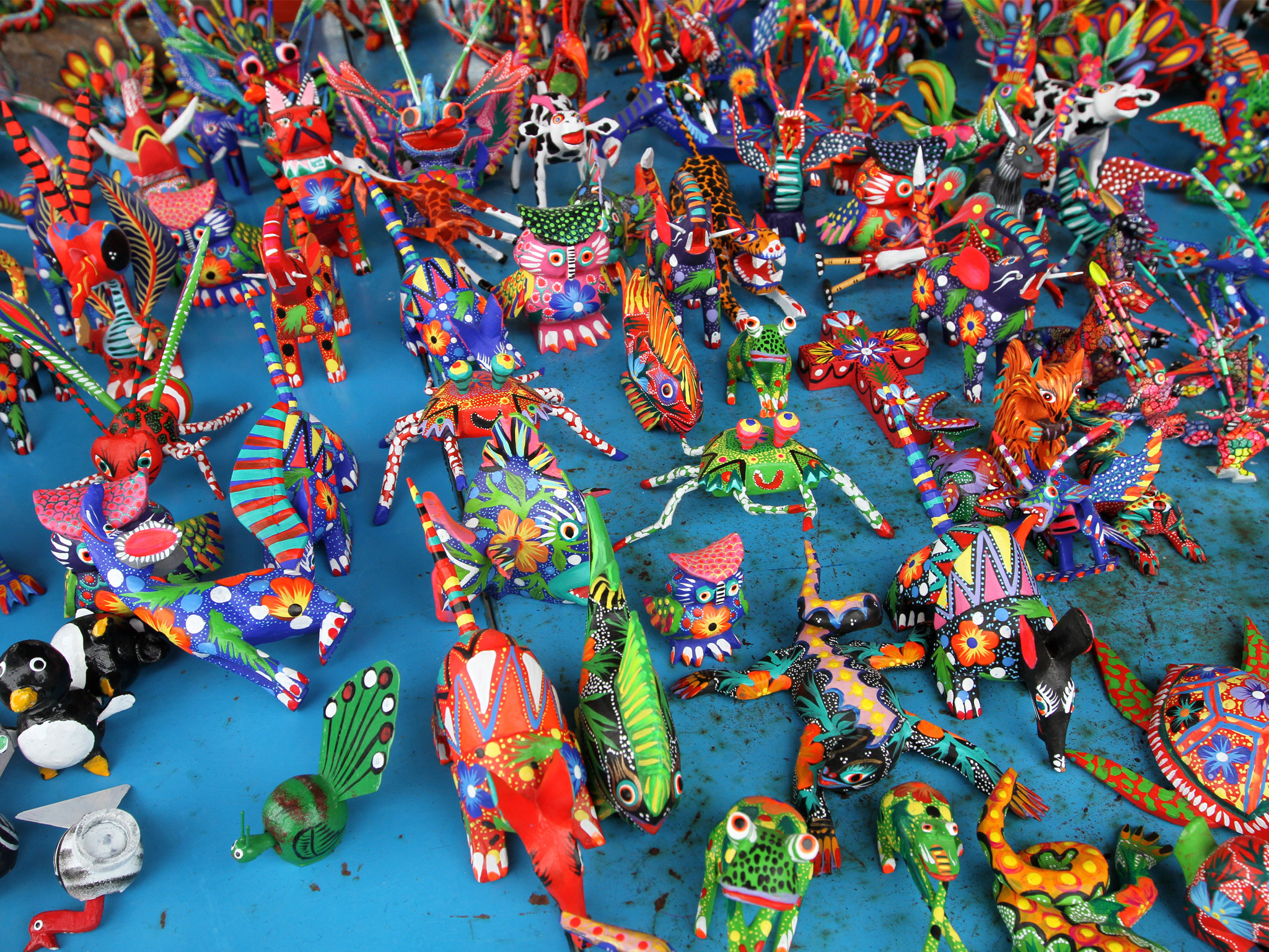 Feria Internacional de Artesanías Las Manos del Mundo