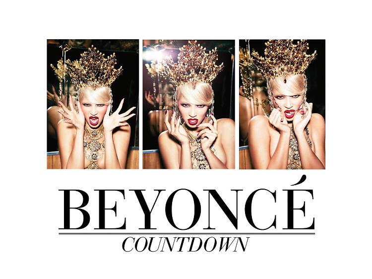 """""""Countdown"""" by Beyoncé"""
