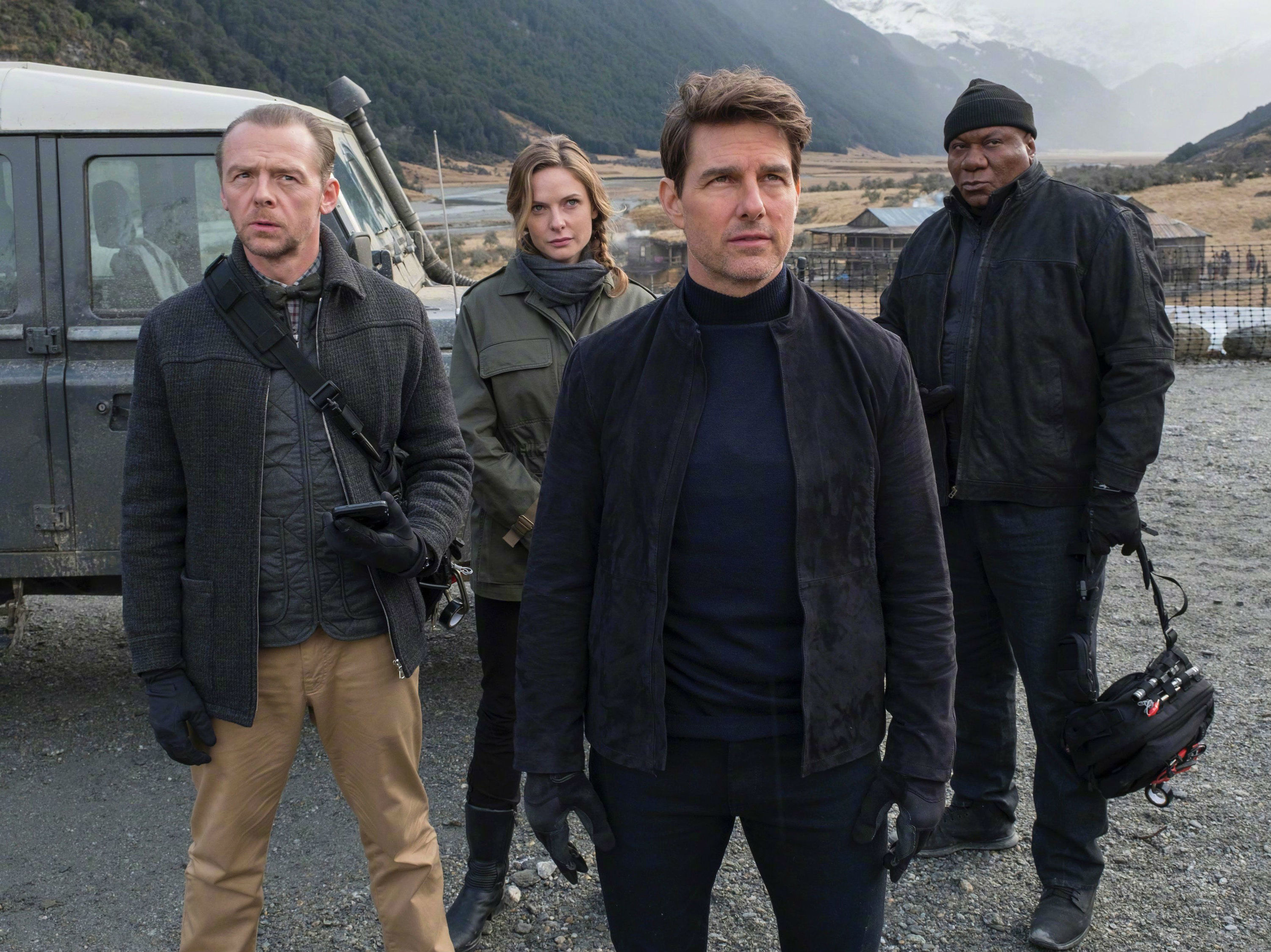 Mission: Impossible—Fallout