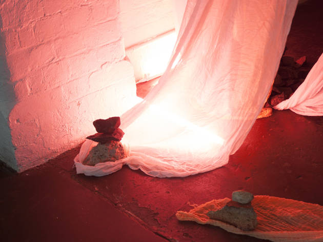 (Shivanjani Lal, The Cave 2.0 as part of Coalesce Presents, One Night Stand 2014.)