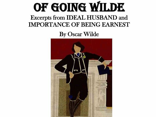 The Importance of Going Wilde