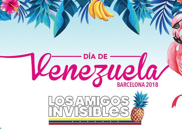 Día de Venezuela 2018