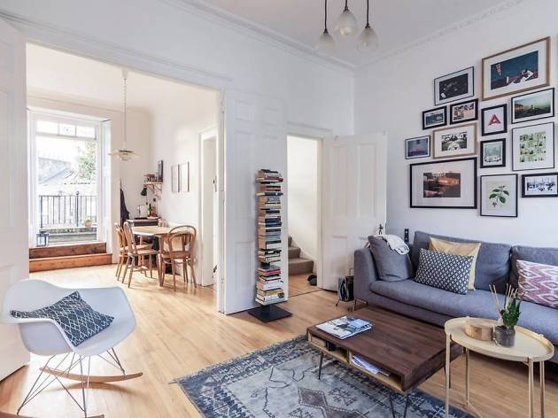 Airbnb King's Cross townhouse