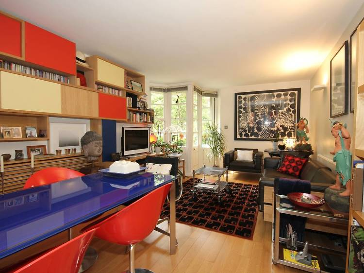 Quirky apartment in Covent Garden