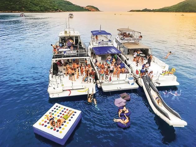 Hong Kong Yachting's
