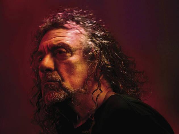 10 şarkıda Robert Plant