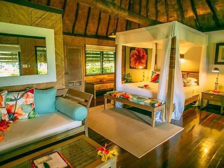 Qamea Resort and Spa, Qamea