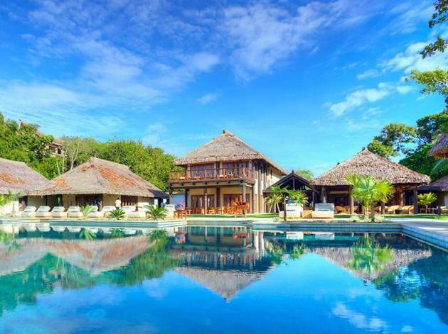 Best hotels in Fiji