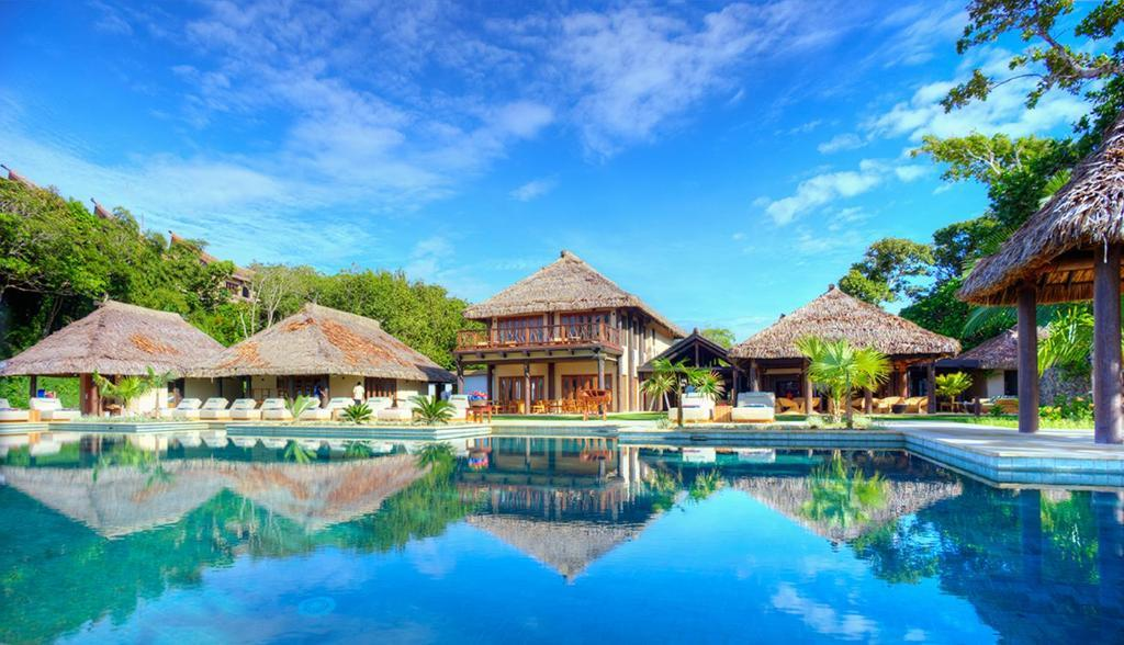 The 10 best hotels in Fiji